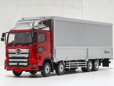 1:43 Hino Profia Red/Silver Right Handside Drive Dealer Edition
