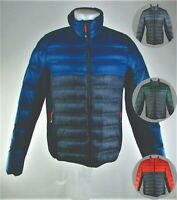Michael Kors Men's Hartwich Color-Blocked Quilted Down Jacket- Assorted Colors