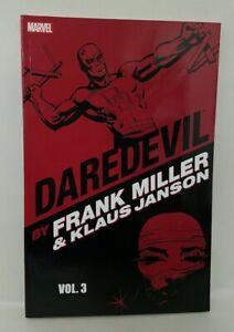 Daredevil By Frank Miller Vol 3 (2016) Marvel TPB New