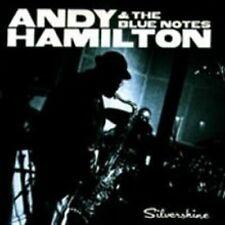 Andy Hamilton Silvershine (& Blue Notes)  [CD]