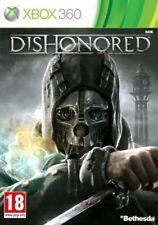 DISHONORED-Xbox 360 1st CLASSE Rapido e gratuito consegna. ottime condizioni