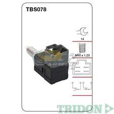 TRIDON STOP LIGHT SWITCH FOR Hyundai Sonata 06/05-05/08 2.4L 4Cyl, 3.3L V6TBS078