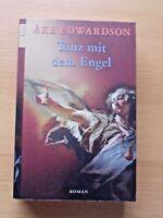 Åke Edwardson -  TANZ MIT DEM ENGEL-  Kommissar  Winter (TB -  9. Auflage 2002)
