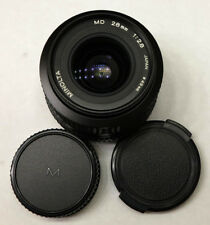 ▌Serviced▐ Minolta MD 28mm f2.8 Sony NEX Olympus Panasonic Fuji X 9076321
