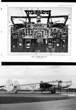 Avro Shackleton mk 2 manual 1960's historic archive RARE 696 Maritime RAF ASW