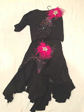 Gowns Custom Rhythm Latin Ballroom Dress Size XS
