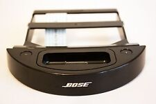 "Black Bose Sounddock Series 1 ""TYPE B"" 30 Pin Connector Complete w/ Bracket ect."