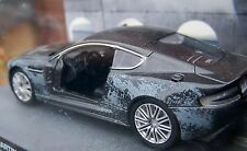 "007 JAMES BOND Aston Martin DBS "" Damaged Style "" Quantum -1:43 BOXED CAR MODEL"