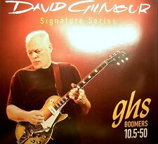 Ghs Gb-dgg Corde Chitarra elettrica David Gilmour firma 0105-050