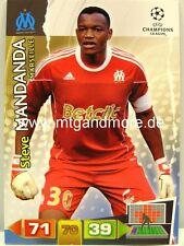 Adrenalyn XL Champions League 11/12 - steve mandanda