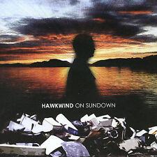 HAWKWIND - ON SUNDOWN NEW CD  IMPORT