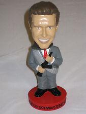 Bosley Bobbers Arnold Alois Schwarzenegger Governor of California Bobble Head