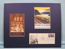 Grand Central Station & New York Central - 20th Century Limited  & First Cover
