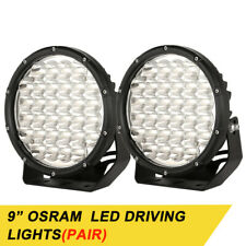 OSRAM 9Inch Spotlights LED Spot Driving Lights Round Vehicle Lamp Offroad Work