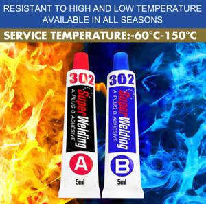 METALPRO Premium Metal Repair Gel (Set Of 2 Tubes)