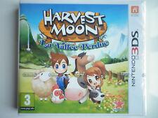 Harvest Moon La Valley Lost Game Video Nintendo 3DS