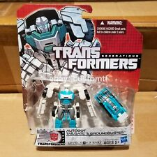 Hasbro Transformers Generations IDW 30th Tailgate Groundbuster Legends *B4