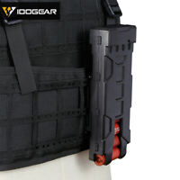 IDOGEAR Fast Loader Shot Case Dummy Ammo 10 Rounds Reload Airsoft