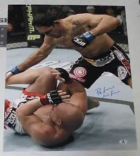 Antonio Rogerio Nogueira Signed 16x20 Photo BAS Beckett COA UFC 140 v Tito Ortiz