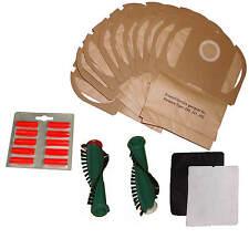 10 Beutel + Duft,  Walzen ET 340 EB 350 - 351 geeignet Vorwerk Tiger 250 251 252