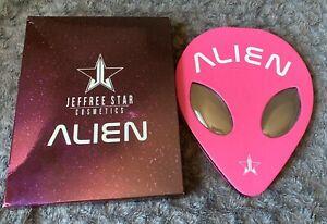 RARE Jeffree Star Alien Palette *PLEASE READ DESCRIPTION*