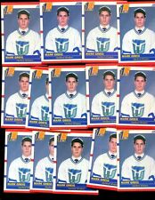 MARK GREIG LOT OF 13 1990-91 SCORE ROOKIE CARDS HARTFORD WHALERS