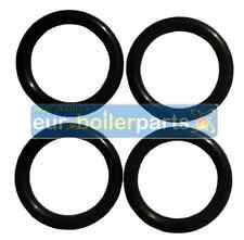 4 x biasi parva M90.24S & M90.28S ecs échangeur de chaleur o'ring seal KI1043144 nouveau