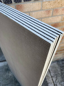 Tile Backer Board Wedi Cement Coated Board For Construction Heating 6-10mm0.72m2