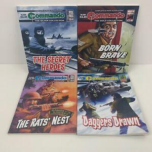 Commando Comics #5363 #5364 #5365 #5366 - Near Mint 05 Sep 2020