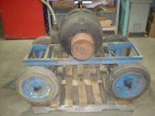 Vintage Fairbanks Morse Qzc Induction Motor 220440v 20hp 3p 1170rpm