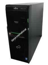 Fujitsu Primergy TX140 S2 Xeon E3-1230 V3 @ 3,3Ghz 8GB RAM Raid D2607 ohne HDD #