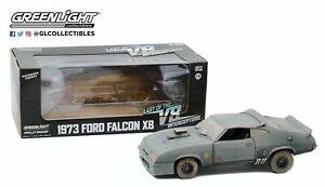 GREENLIGHT 1:18 MAD MAX V8 INTERCEPTOR WEATHERED 1973 FORD FALCON