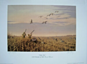 Take 'Em - Goose Hunting  - by Paco Young - NRA Sponsored Print