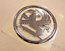 New Genuine Vauxhall Corsa D Tailgate Boot Griffin Badge Logo Emblem 93191551