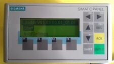 Siemens Operator Panel op73 micro  6av6 640-0ba11-0ax0