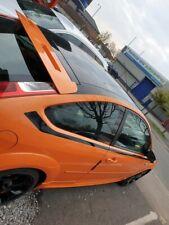 Ford Focus St Mk2 Side Strip Decals- Custom, Black, White, Free social media tag