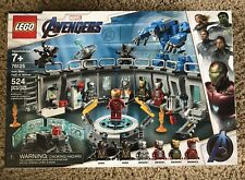 LEGO Marvel Super Heroes: Iron Man Hall of Armor (76125)