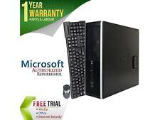 HP Desktop Computer Elite 8200 Intel Core i7 2600 (3.40 GHz) 8 GB DDR3 2 TB HDD