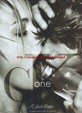 Calvin Klein CK One Fragrance 2003 Magazine Advert #799