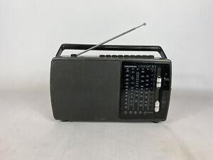 Vintage Grundig Concert Boy 230 5 Waveband Battery Mains Radio with 4 Presets