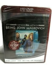 Being John Malkovich Hd-Dvd 2007 John Cusack Cameron Diaz Catherine Keener