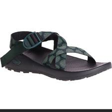 7b45571992ae Chaco Z1 Classic Vortex Green Strap Sport Sandal Mens Size 12
