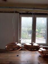 Tom Dixon Copper Wide Pendant Rrp £455