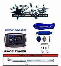 H&S Mini Maxx SS CAT/DPF Delete Pipe EGR for 2011-2014 Ford Powerstroke 6.7L