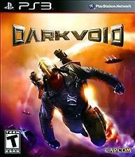 DARK VOID * PLAYSTATION 3 * BRAND NEW FACTORY SEALED!