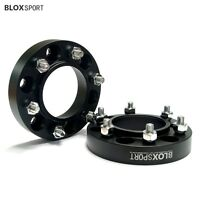 2Pc 30mm Hub Centric 6x139.7 Wheel Spacers for Toyota HiLux 2006-2017 Bore 106