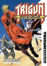 Trigun Maximum: The Gunslinger Vol. 6 by Yasuhiro Nightow and Dark Horse (2005,…