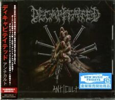 DECAPITATED-ANTICULT-JAPAN CD F04