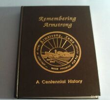 1992 REMEMBERING ARMSTRONG (IOWA) by Jo Ellen Ashmore (Hardcover)