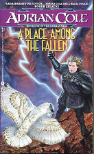 A Place among the Fallen by Adrian Cole-Omaran Saga Book 1-1993